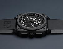 BR 03-94 Black Matte / 2015