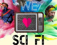 tv series festival poster