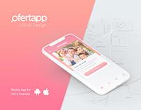Ofertapp [Mobile App]