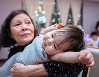 Yen Chi turns 1! A birthday documentary photo album