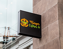 Burger October 31