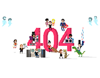 Knotch 404 Pixel Image