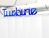 Turbine - Graphic Interior Design