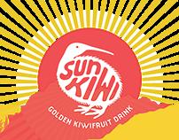 SunKiwi - Drink Branding Project
