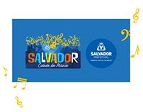 • Prefeitura de Salvador - Cidade da Música