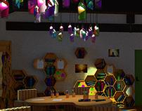 Interior Design - Study room