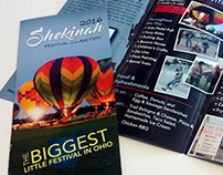 Shekinah Christian  |  Festival Collateral