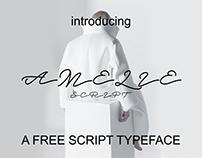Amelie - Free Font
