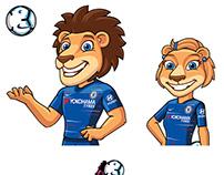 football mascots