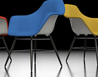 3D visualisation - Workspace + Seat (2)