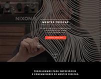 Website Mentes Frescas