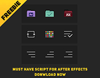 Motion Lovers Tools - Free Script for After Effects