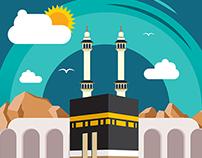 Islamic gif ... Mnasek El-3omra