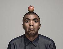 Loyiso Gola - Comedian Portraits