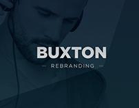 BUXTON - Rebranding