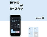 SWECO - happy/ smart building concept