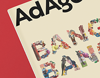Ad Age Young Creatives Cover Competition Entry