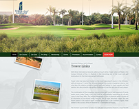 Golf Club UI\UX Design