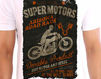 MENS TEES AUTO MOTIVE THEME