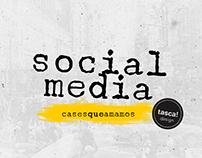 Social Media // Tasca! Cases