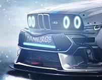 BMW M3 Cyberpunk 2045