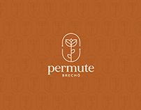 Logo Permute Brechó