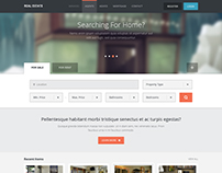 Real Estate - Wordpress Theme