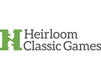 logo: Heirloom Classic Games
