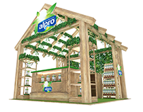 Alpro Activation Booth