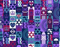 'London' Pattern