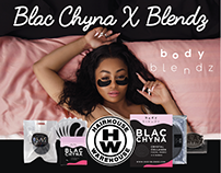 Blac Chyna X Blendz retail launch