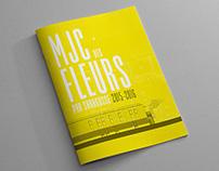Brochure MJC Fleurs 2015