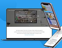Video Window - Website Design