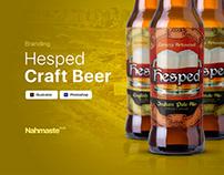 Hesped Craft Beer - Branding