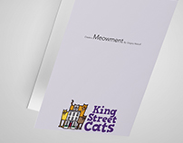Create a Mewoment for King Street Cats