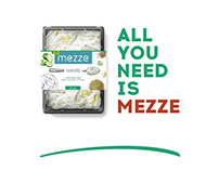 MEZZE | Packaging Design