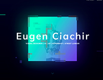 """My story"" by Eugen Ciachir"