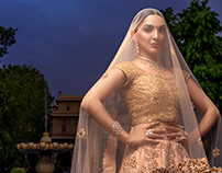 Kiara Advani for Wedding Asia