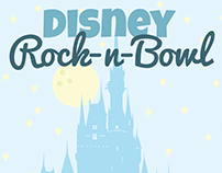 Disney Rock-n-Bowl