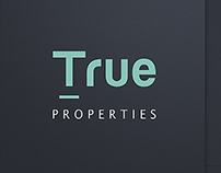 Logo Branding True Properties