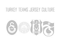 TURKEY TEAMS JERSEY CULTURE-TSL TAKIMLARI FORMA KÜLTÜRÜ