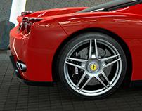 Ferrari Enzo / CGI