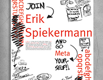 Project Poster_Erik Spiekermann
