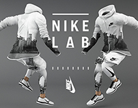 Concept art - NIKE LAB Outfit.
