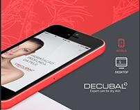 Decubal Website
