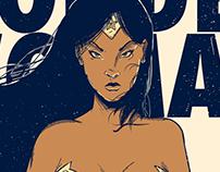 Poster - Wonder Woman