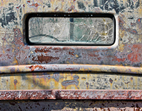 """Automotive / """"Rusted"""""""