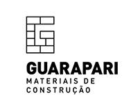 Identidade Visual Guarapari Materiais de Construção