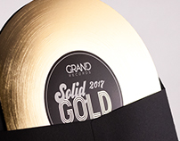 Solid Gold - Indiana Grand New Year's Eve VIP Invite