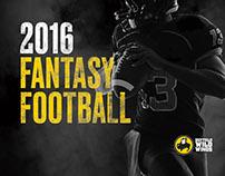 2016 Buffalo Wild Wings Fantasy Football Kit - Canada